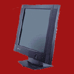 17 inch Color LCD Monitor