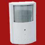 Hidden Spy Camera - Motion Detector