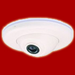 BW Hawk-Eye Recessed Dome