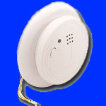 Direct Wire Ionization Smoke Alarm