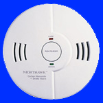 Battery-Operated Voice-Alert CO and Smoke Alarm