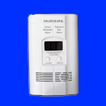 AC Plug-in Digital CO-Gas Alarm